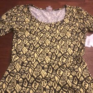 LuLaRoe Dresses - Lularoe NWT Ana- Large